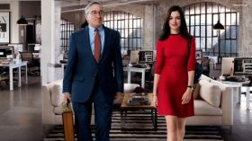 Praktykant (2015) The Intern 002 Robert De Niro, Anne Hathaway