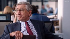 Praktykant (2015) The Intern 005 Robert De Niro jako Ben