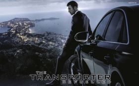 The Transporter Refueled (2015) Transporter Nowa moc 002 Ed Skrein, Frank Martin