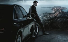 The Transporter Refueled (2015) Transporter Nowa moc 003 Ed Skrein, Frank Martin