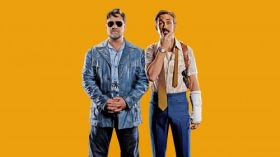 Nice Guys. Rowni goscie (2016) The Nice Guys 001 Russell Crowe jako Jackson Healy, Ryan Gosling jako Holland March