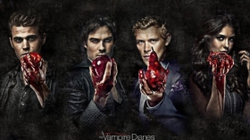 Pamietniki wampirow, The Vampire Diaries 002