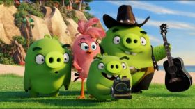 Angry Birds Film (2016) 004 Green Pigs
