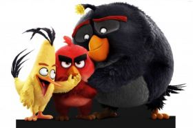 Angry Birds Film (2016) 007 Chuck, Red, Bomb