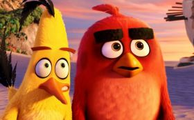 Angry Birds Film (2016) 010 Chuck, Red