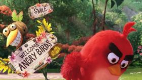 Angry Birds Film (2016) 015 Red