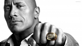 Ballers 2015 TV 001 Dwayne Johnson jako Spencer Strasmore