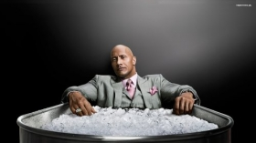 Ballers 2015 TV 011 Dwayne Johnson jako Spencer Strasmore