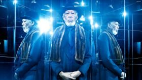 Iluzja 2 - Now You See Me 2 005 Morgan Freeman jako Thaddeus Bradley