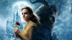 Piekna i Bestia (2017) Beauty and the Beast 002 Emma Watson jako Bella, Dan Stevens jako Bestia