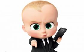Dzieciak rzadzi (2017) The Boss Baby 011