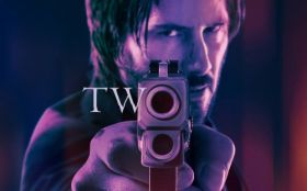 John Wick 2 (2017) John Wick Chapter Two 001 Keanu Reeves jako John Wick