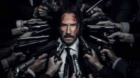 John Wick 2 (2017) John Wick Chapter Two 003 Keanu Reeves jako John Wick