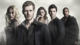 The Originals 2013 TV 095 Claire Holt, Joseph Morgan, Phoebe Tonkin, Daniel Gillies, Charles Michael Davis