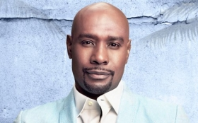Rosewood 2015 TV 043 Morris Chestnut jako Dr Beaumont Rosewood Junior