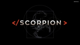 Skorpion 2014 TV Scorpion 001 Logo