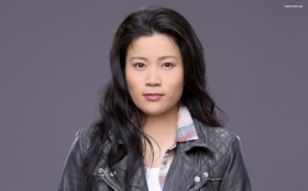 Skorpion 2014 TV Scorpion 012 Jadyn Wong jako Happy Quinn
