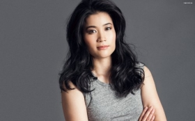 Skorpion 2014 TV Scorpion 013 Jadyn Wong jako Happy Quinn