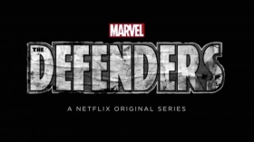 The Defenders (2017) 001 Logo