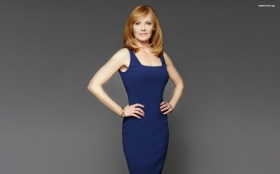 Intelligence (2014) TV 011 Marg Helgenberger jako Lillian Strand