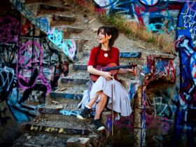 Graffiti 46 Lindsey Stirling Art