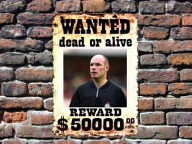 Howard Webb Wanted 01
