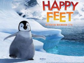 Happy Feet Tupot malych stop (1)
