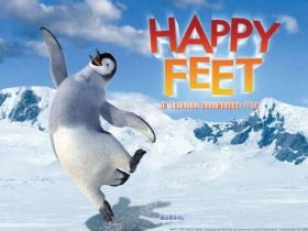 Happy Feet Tupot malych stop (10)