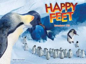 Happy Feet Tupot malych stop (11)