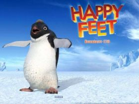 Happy Feet Tupot malych stop (13)