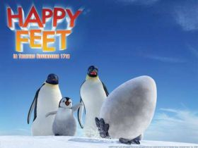 Happy Feet Tupot malych stop (2)