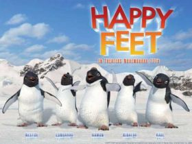 Happy Feet Tupot malych stop (5)