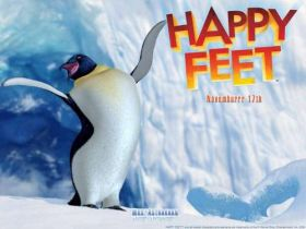 Happy Feet Tupot malych stop (8)