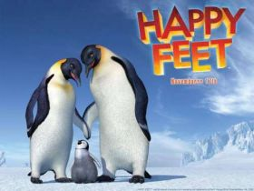 Happy Feet Tupot malych stop (9)