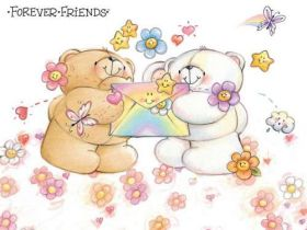 Friends Forever Bear Picture 02