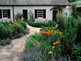 Cottage Garden, Nashville, Tennessee