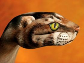 Bodypaint 007 Animal