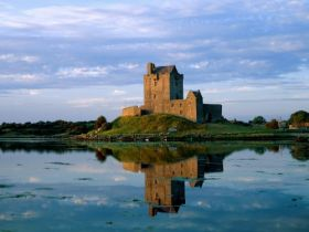 Dunguaire Castle, Kinvara, County Clare, Ireland