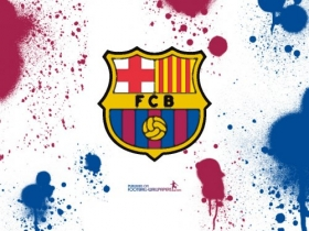 FC Barcelona Herby