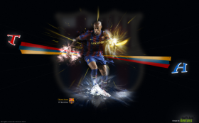 FC Barcelona 1680x1050 008 Thierry Henry