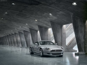 Aston Martin-DB9 2009 1600x1200 wallpaper 002