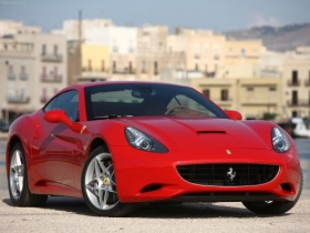 Ferrari-California 2009 1600x1200 wallpaper 002