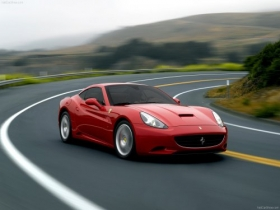 Ferrari-California 2009 1600x1200 wallpaper 003
