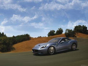 Ferrari-California 2009 1600x1200 wallpaper 004
