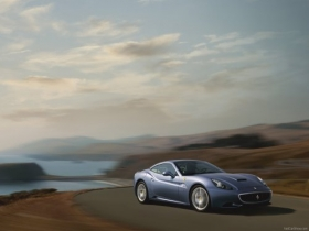Ferrari-California 2009 1600x1200 wallpaper 006