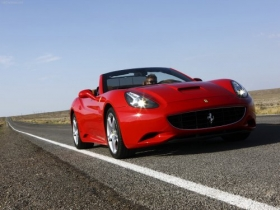 Ferrari-California 2009 1600x1200 wallpaper 009