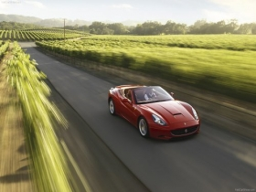 Ferrari-California 2009 1600x1200 wallpaper 010