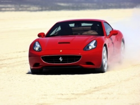 Ferrari-California 2009 1600x1200 wallpaper 011