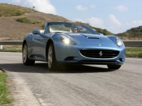 Ferrari-California 2009 1600x1200 wallpaper 012