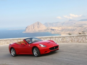 Ferrari-California 2009 1600x1200 wallpaper 014